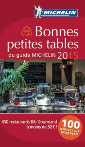Trotthus sur le guide Michelin